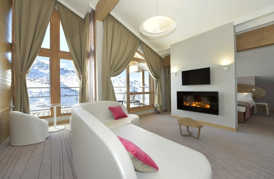 Resort carousel club med val thorens france  2