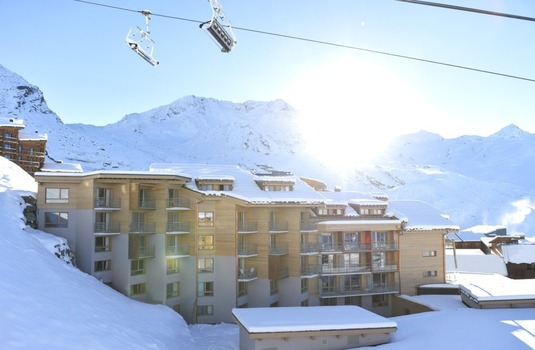 Resort carousel club med val thorens france  4