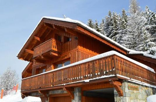 Chalet Evergreen, Meribel - Exterior
