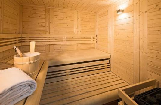Chalet Evergreen, Meribel - Sauna