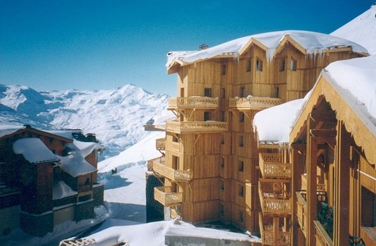 Chalet Aries, Val Thorens