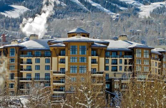 Resort carousel viceroy snowmass hotel exterior