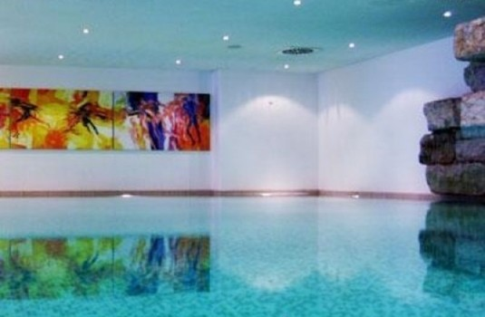 Resort carousel hotel arlberg hospiz st christoph indoor pool
