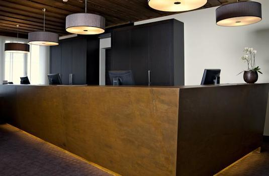 Hotel Signina, Laax - reception