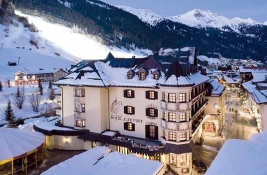 Hotel Alte Post, St Anton