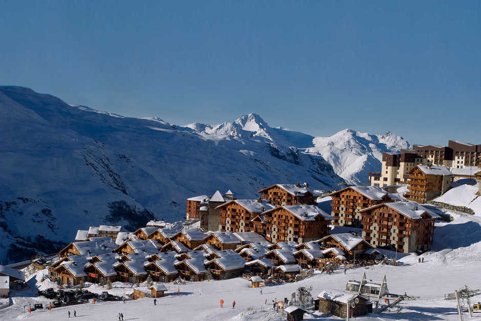 Beginners Guide To Les Trois Vallées The Slopes Skis