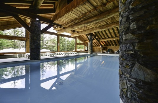 Chalet Chamois (Meribel) Pool