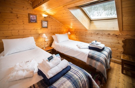 Chalet Chamois (Meribel) Twin Room