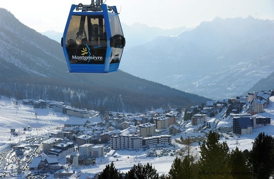 Montgenevre Lifts