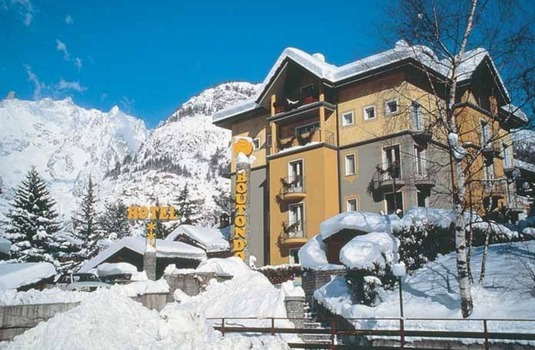 Hotel Bouton d'Or, Courmayeur