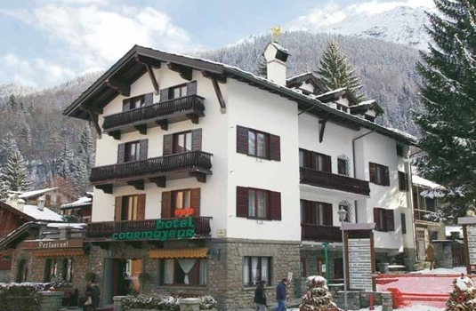 Resort carousel hotel courmayeur ext
