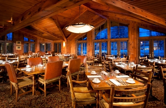 Resort carousel lodge at vail dinnig