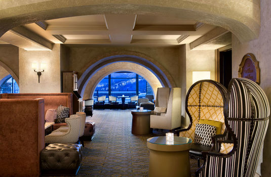 Fairmont Banff Springs - Rundle Lounge