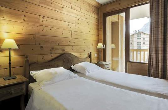 Alpina Lodge Bedroom 2