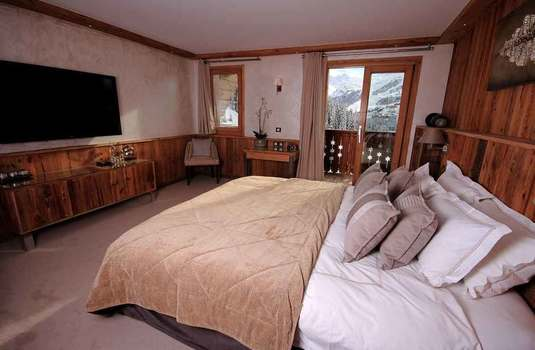 Chalet Genepi Bedroom 2