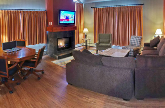 Resort carousel inns of banff 4 bedroom condo