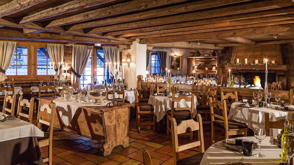 Star Hotels In Megeve France