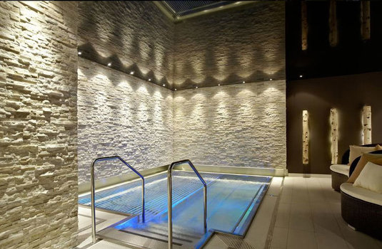 Europe Hotel and Spa - Pool