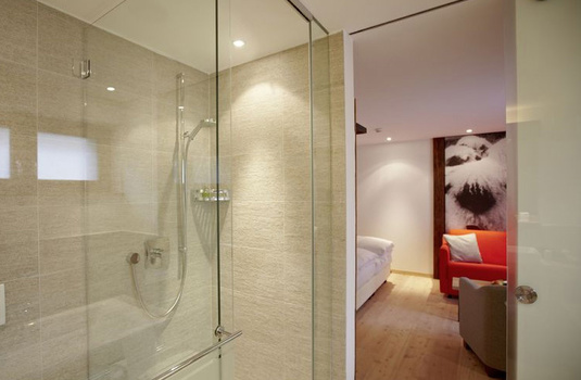 Europe Hotel and Spa - Shower