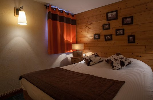 Chalet Planton - Bedroom