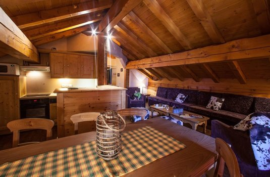 Chalet Planton - Kitchen