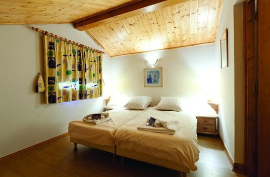 Chalet Rikiki - Bedroom