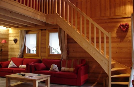 Chalet Chez Nous - Stairs