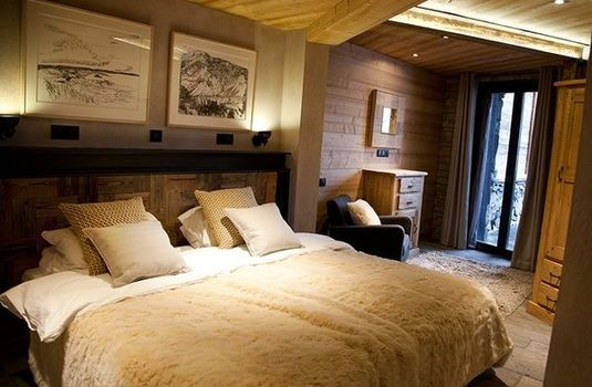 Chalet Jacques - Bedroom