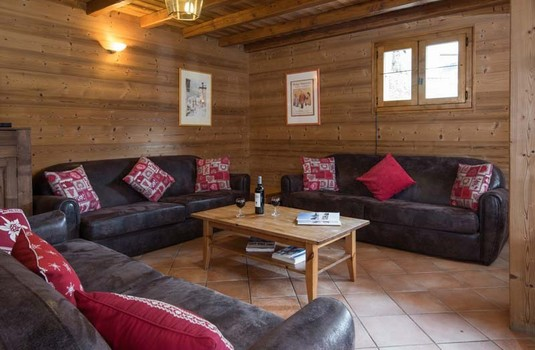 Chalet Pascale - Lounge 2