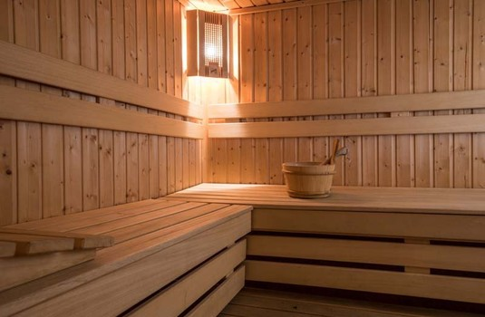 Resort carousel chalet pascale   sauna