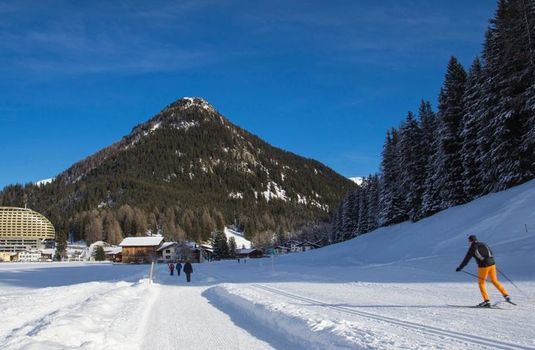 Intercontinental Hotel Davos - Approach