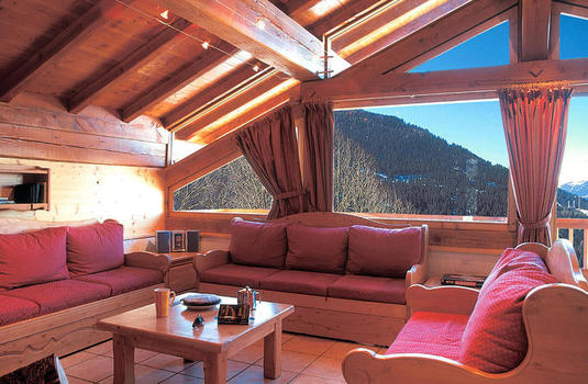 Chalet Bouquetin new
