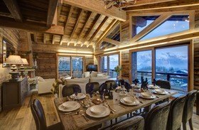 Chalet Altair - Dining Room