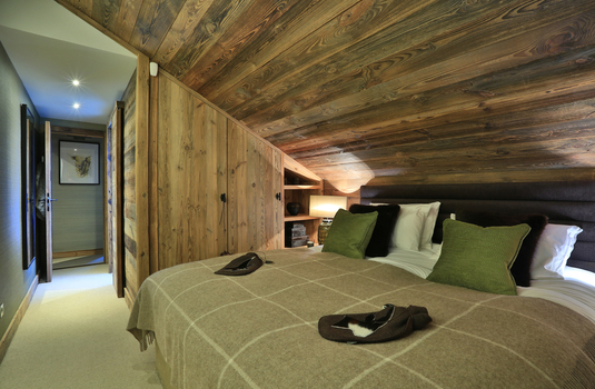 Chalet Carajou - Bedroom 3