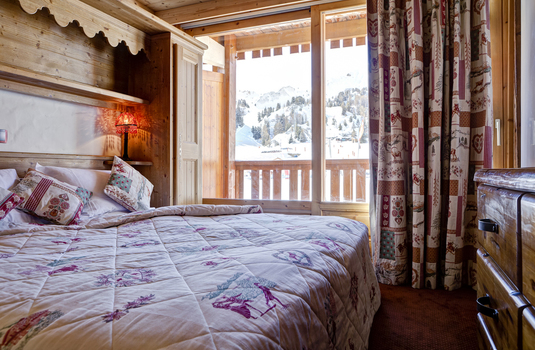 Chalet Lily - Bedroom