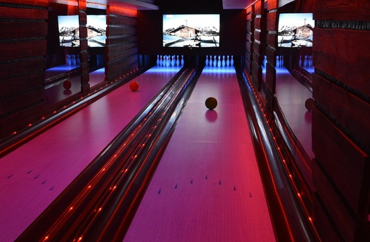 Hotel Barmes l'Ours - Bowling