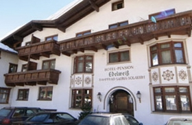 Hotel Edelweiss - Exterior