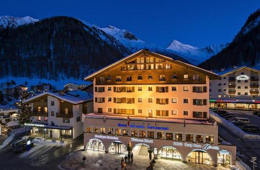 Resort carousel silvretta hotel and spa   exterior