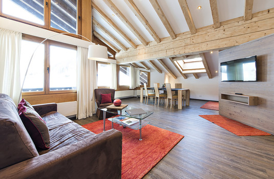 Silvretta Hotel and Spa - Penthouse Lounge