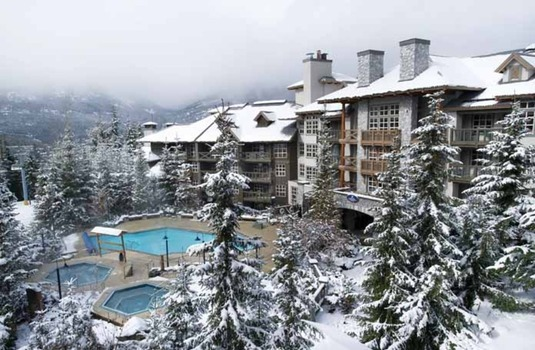 Resort carousel coast blackcomb suites ext