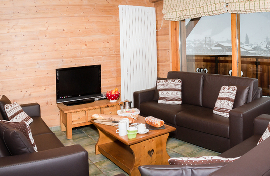 Chalet Grand Belvedere - lOUNGE 2