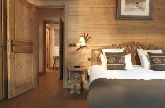 Chalet Blanchot - Bedroom 2