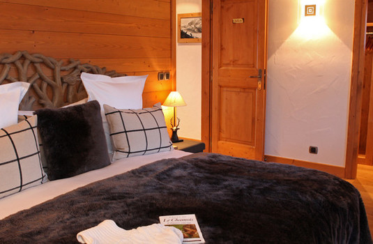 Chalet Chamois - Bedroom 2