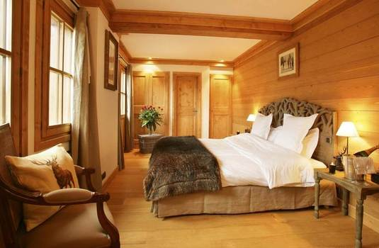 Chalet Chamois - Bedroom 3