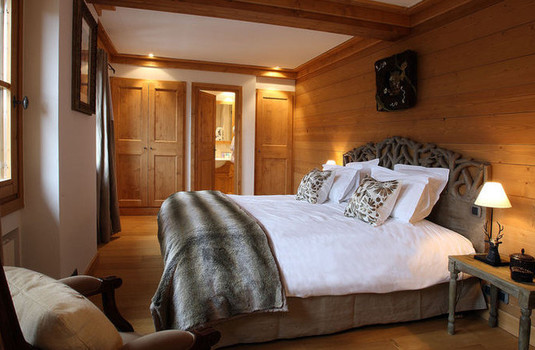 Chalet Chamois - Bedroom
