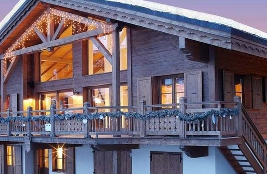 Chalet Chamois - Exterior