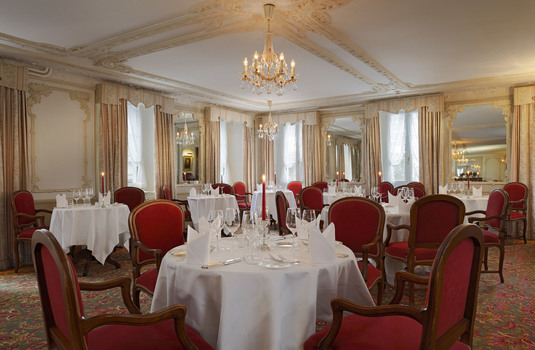 Monte Rosa - dining room