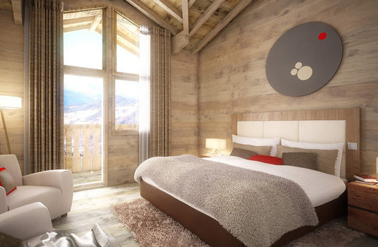 The Everest - bedroom