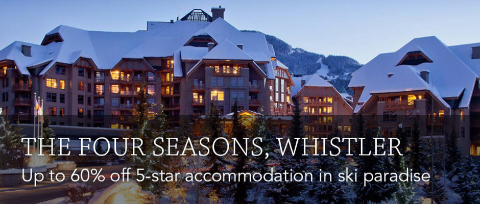 Four Seasons Homepage Banner