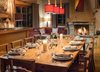 Chalet Klosters - dining room
